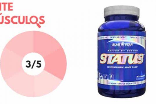 Status Blue Star | Ingredientes efectos secundarios y resultados