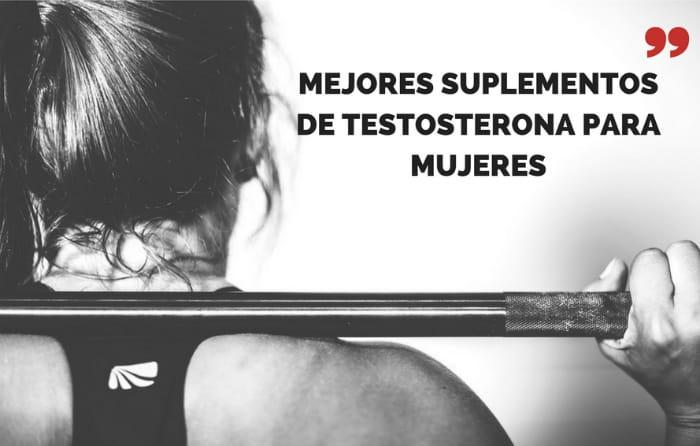 Mejores suplementos de testosterona para mujeres